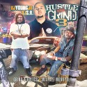 Hustle & Grind 3 mixtape cover art