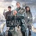 Hustle & Grind 6 mixtape cover art