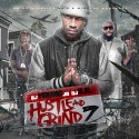 Hustle & Grind 7 mixtape cover art