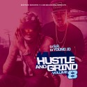 Hustle & Grind 8 mixtape cover art