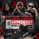 Hypebeast mixtape cover art
