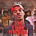I'm That N***a mixtape cover art