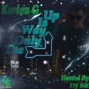 Karlan G - The Only Way Is Up mixtape cover art