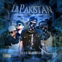 Lil Pakistan mixtape cover art
