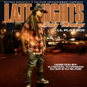 Lil Playboii - Late Nights Early Mornings mixtape cover art