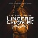 Lingerie Chronicles mixtape cover art