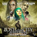 Lost In The City mixtape cover art