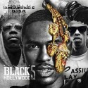 Made In Black Hollywood 5 mixtape cover art