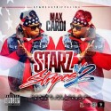 Max Cardi - Starz N Stripes 2 mixtape cover art