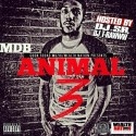 MDB - Animal 3 mixtape cover art