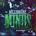 Millionaire Minds mixtape cover art