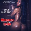 Mimosa's & Louie mixtape cover art
