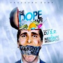 Murdock HD - The Dope Tape mixtape cover art