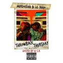 Murdock HD & Lil Niqo - Throwback Thursday mixtape cover art