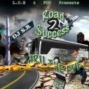 Nard Gudda - Road 2 $uccess mixtape cover art