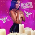 Nympho Chronicles 11 mixtape cover art