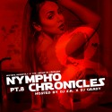 Nympho Chronicles 8 mixtape cover art