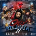 Only In Atlanta 4 mixtape cover art