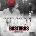 Yung Quezo & Brazy - Violent Bastards mixtape cover art