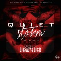 Quiet Storm Collectives 2 mixtape cover art