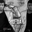 Raphael - D-Day mixtape cover art