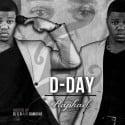 Raphael - D-Day mixtape cover art