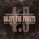 Salute The Streets 4.5 (Hosted By Bambino Gold) mixtape cover art