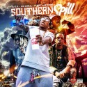 Southern Spill mixtape cover art