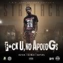 STRBlack - F*ck U, No Apolo G's mixtape cover art