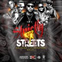 Strictly For The Streets mixtape cover art