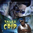Tales From The Crip mixtape cover art