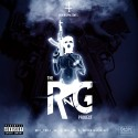 The RNG Project mixtape cover art