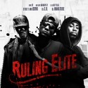 The Ruling Of The Elite mixtape cover art