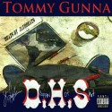 Tommy Gunna - Droppin' Hot Shit mixtape cover art