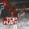 Top Plays mixtape cover art
