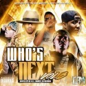 Who's Next 3 mixtape cover art