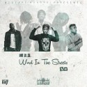 Word In The Streets 10 mixtape cover art