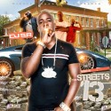 Word In The Streets 13 mixtape cover art