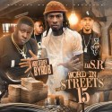 Word In The Streets 15 mixtape cover art