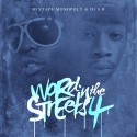 Word In The Streets 4 mixtape cover art