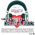 Wodb LP - WMC Miami mixtape cover art