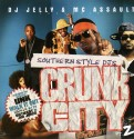 Southern Style DJs Crunk City, Pt. 2 mixtape cover art