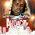 Jon Hope - The Audacity Mixtape mixtape cover art
