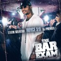Royce Da 5'9 - The Bar Exam mixtape cover art