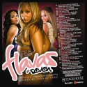 R&B Flavas, Part 7 (Hosted by Joanna Shari) mixtape cover art