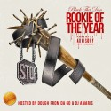 Black Tha Don - Rookie Of The Year mixtape cover art