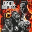 Digital Damage 2 mixtape cover art