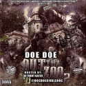 Doe Doe - Out Tha Zoo 2 mixtape cover art