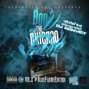 Don V - The Chicago Fire (Blue Flame Edition) mixtape cover art
