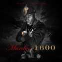 Gerald G The Mentor - Murder @ 1600 mixtape cover art
